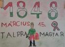 1848-2018 - március 15-i megemlékezés iskolánkban